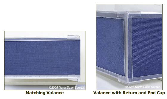 Valance Detail