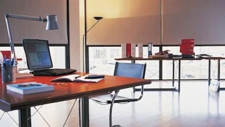 Economical Vinyl Fiberglass Indoor Shades | North Solar Screen