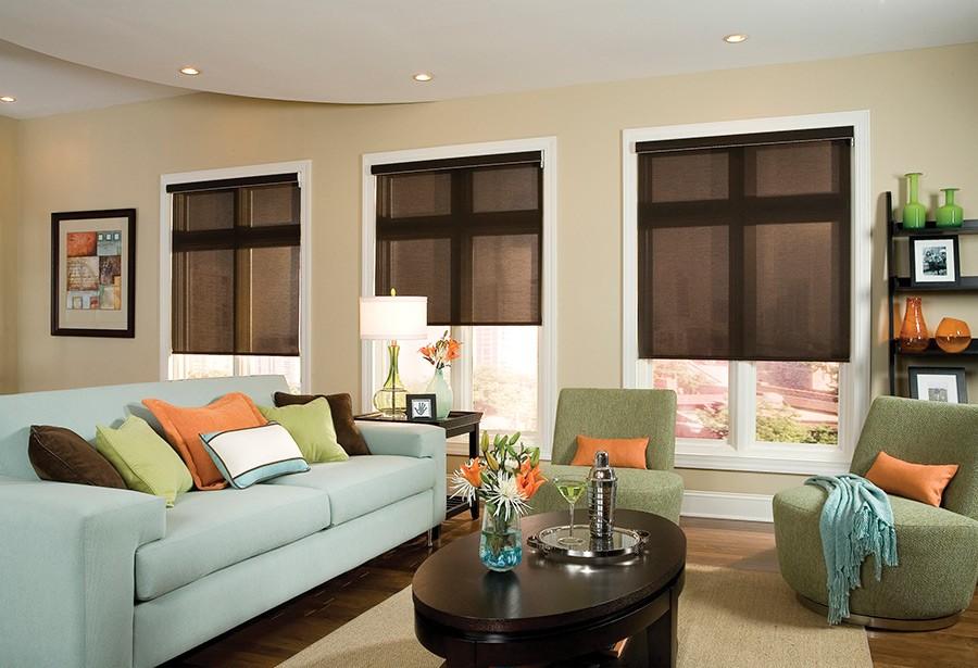 Pvc Free Green Leed Indoor Solar Shades North Solar Screen
