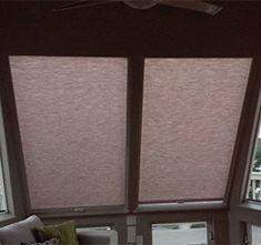 premium honeycomb skylight shades