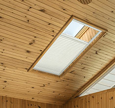 motorized cellular skylight shade remote
