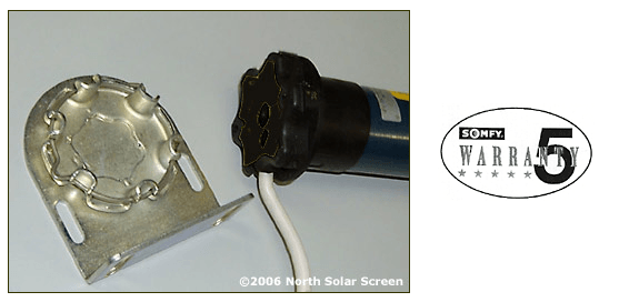 Plug in smart motor