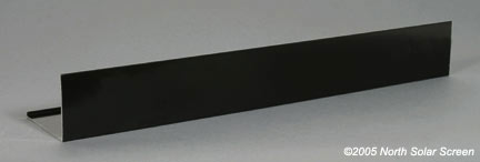 black fascia